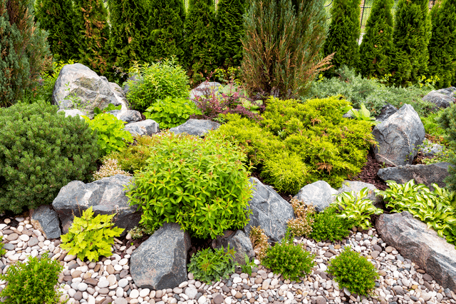 hardscaping - easy landscaping ideas