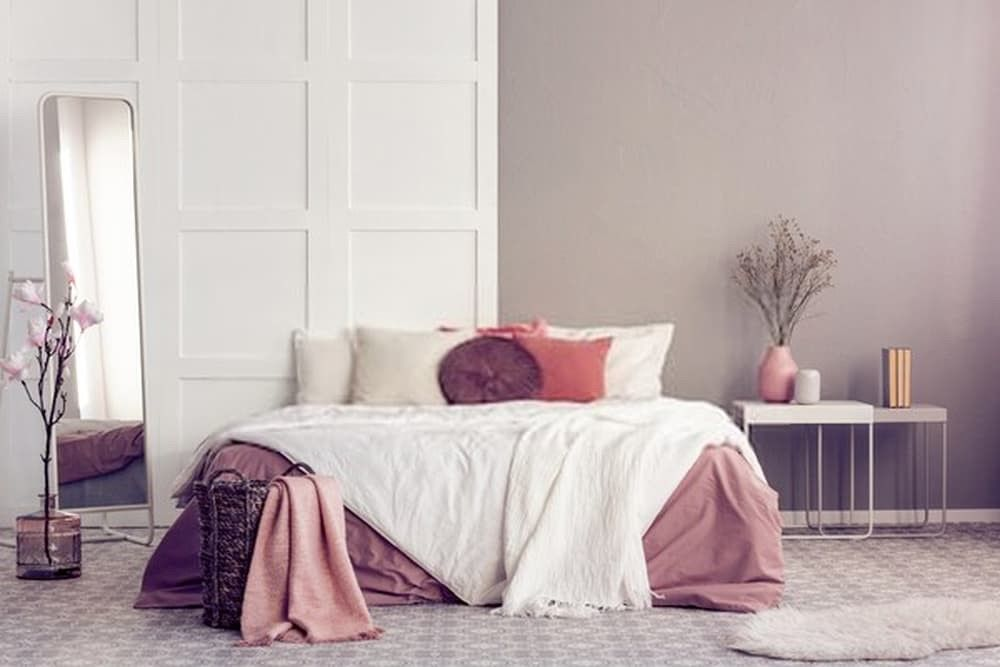 How To Make Your Bedroom Cozy & Romantic